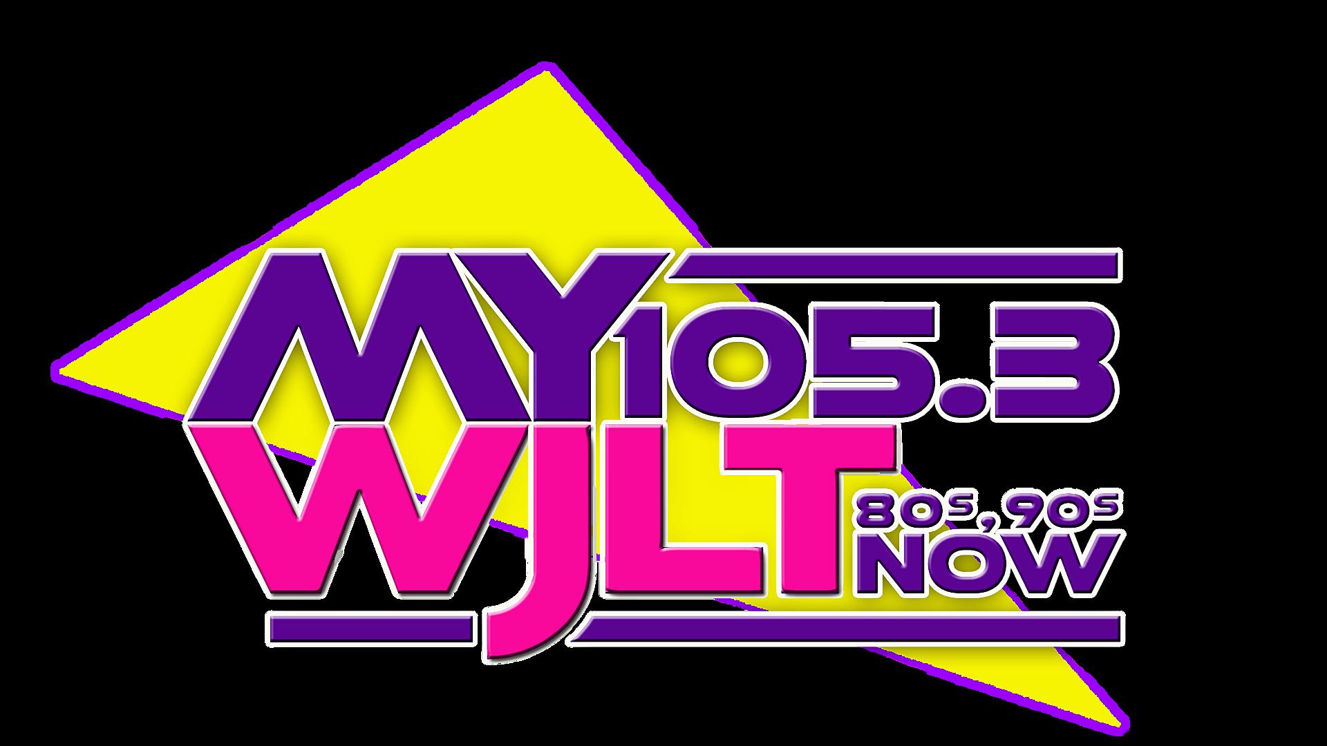 WJLT 80s 90s Now edit yellow