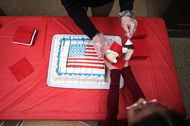 George Washington's Birthday Celebrated At Mount Vernon