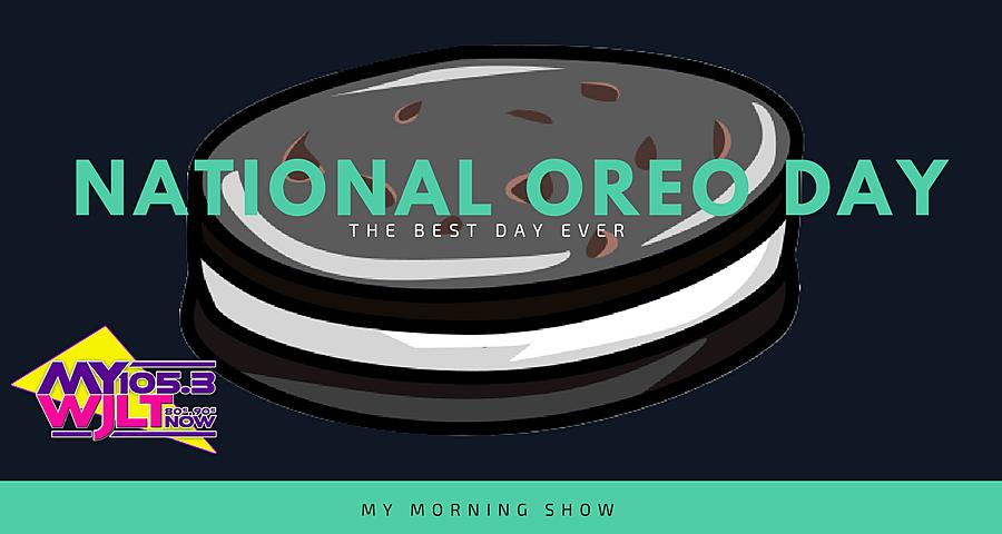 National Oreo DAy