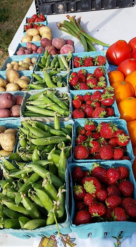 Downtown Evansville Farmers Market