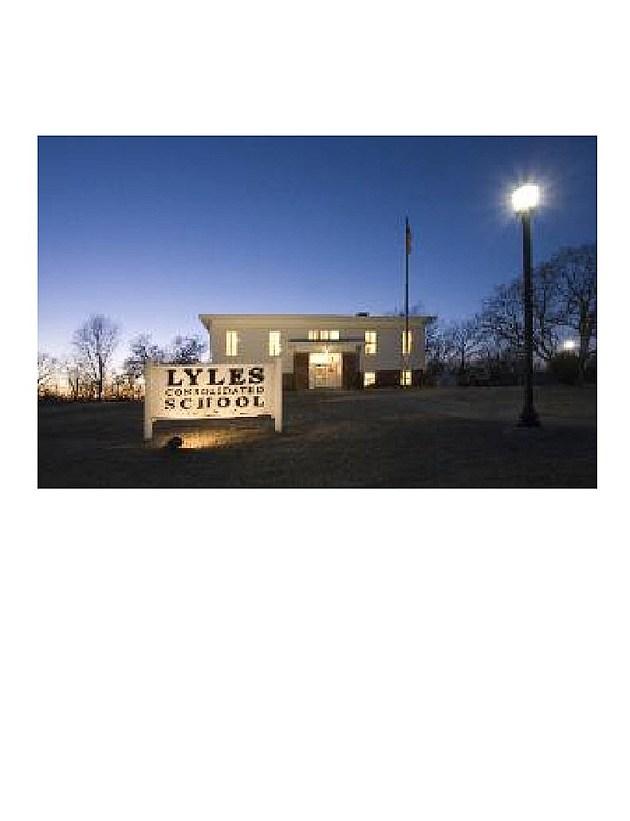 Facebook:  Lyles Station Historic School & Museum, Princeton, IN
