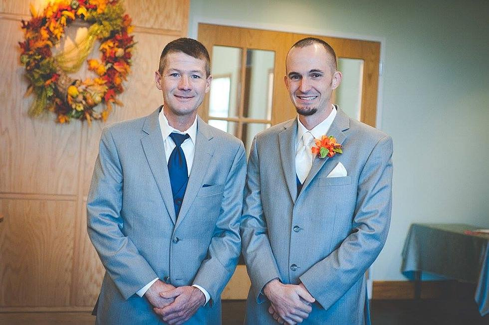 dad slids into the best man role my105 3 rad dad story